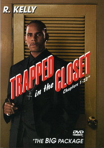 R KELLY Trapped In The Closet DVD