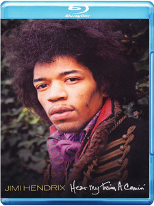 JIMI HENDRIX Hear My Train A Comin' DVD