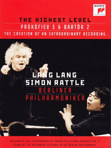 LANG LANG The Highest Level DVD
