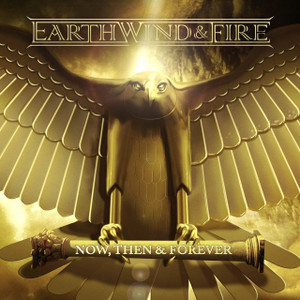 EARTH WIND & FIRE Now, Then & Forever CD Album