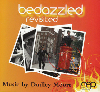 BEDAZZLED REVISITED Music by Dudley Moore 2010 UK digipak CD SEALED / NEW