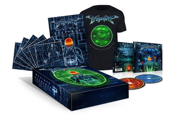 DRAGONFORCE Maximum Overload 2014 Super Deluxe CD/DVD Box + T-Shirt SEALED/NEW