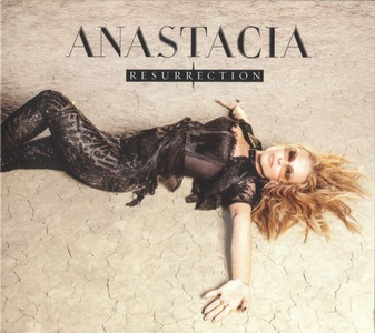ANASTACIA Resurrection 2014 10-track CD digipak NEW/SEALED