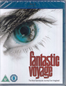 FANTASTIC VOYAGE (1966) 2013 Blu-ray NEW/SEALED Stephen Boyd Raquel Welch