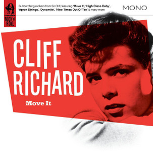 CLIFF RICHARD Move It 2012 24-track Compilation CD NEW / SEALED The Shadows