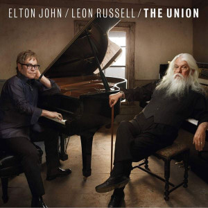 ELTON JOHN / LEON RUSSELL The Union 2010 14-track CD NEW/SEALED