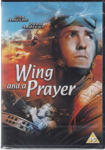 WING AND A PRAYER 2012 Region 2 PAL DVD NEW/SEALED Don Ameche Dana Andrews