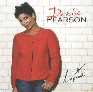 DENISE PEARSON Imprint 2014 UK 19-track CD NEW/SEALED Five Star The Voice UK