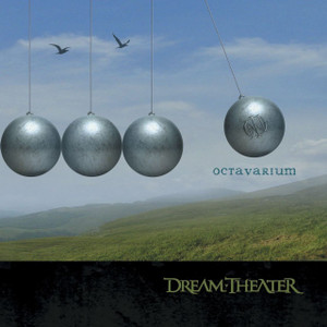 DREAM THEATER Octavarium 2005 8-track CD album NEW/SEALED