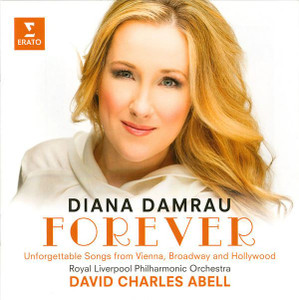 DIANA DAMRAU Forever 2013 21-track CD NEW/SEALED DAVID CHARLES ABELL Broadway