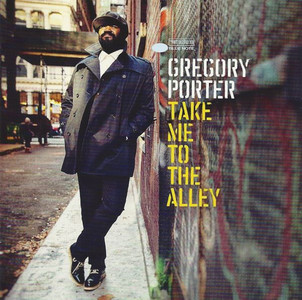 GREGORY PORTER Take Me To The Alley 2016 12-track CD album NEW/SEALED