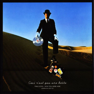 PINK FLOYD Wish You Were Here 2011 Immersion CD & DVD Box Set +extras NEW/SEALED