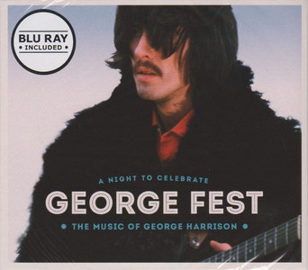 George Fest: A Night To Celebrate The Music Of George Harrison 2CD +Blu-ray NEW