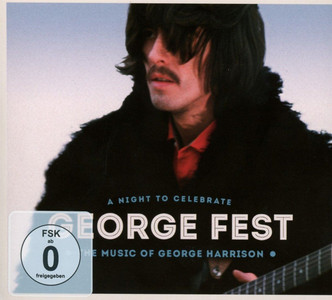 George Fest: A Night To Celebrate The Music Of George Harrison 2016 2CD+DVD NEW