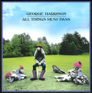 GEORGE HARRISON All Things Must Pass 2001 remastered 2CD boxset NEW/SEALED