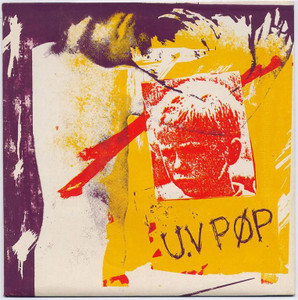 "U.V. POP - Just A Game (7"" Vinyl Single)"