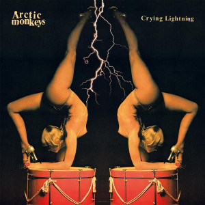 "ARCTIC MONKEYS - Crying Lightning (7"" Vinyl Single)"