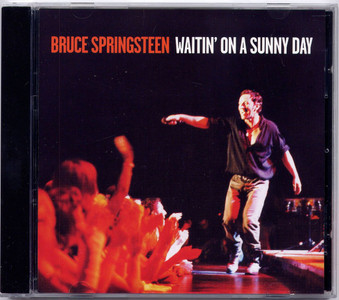 "BRUCE SPRINGSTEEN - Waitin' On A Sunny Day (5"" CD SINGLE)"
