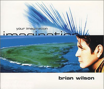 "BRIAN WILSON - Your Imagination (5"" CD SINGLE)"