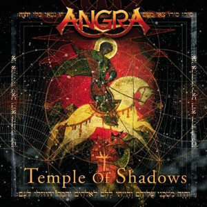 ANGRA - Temple Of Shadows (CD ALBUM)