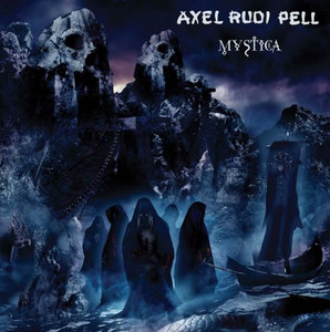AXEL RUDI PELL - Mystica (CD ALBUM)