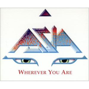 "ASIA - Wherever You Are (5"" CD SINGLE)"