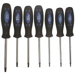 78007 - 7Pc. Tamper Torx-r Screwdriver Set
