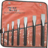 8377 - 7 Piece Cold Chisel Set