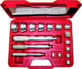 9003 - 17 Piece Metric Bushing Driver Set