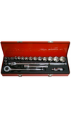 94221 - Metric 6Pt. Std. Socket Set