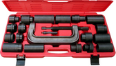 J7262 - 21 pc Master Ball Joint Service Set
