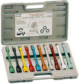 T1580 - 10 Piece Torque Extension Bar Set