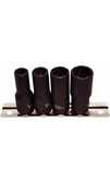 "T4220 - 4 Pc 1/4"" Dr. Impact Twist Socket Set"