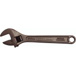 "10208 - 8"" Adj. Wrench with Scale (Satin Finish)"
