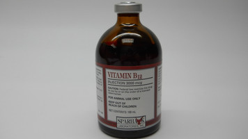Vitamin B-12 (3000mcg)