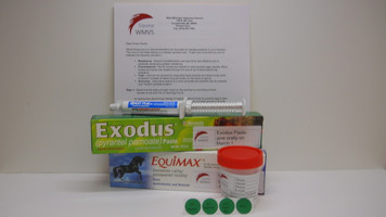 Equine Dewormer Kit