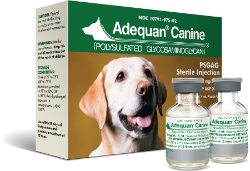 Adequan Canine Injection (Box of 2 vials)