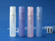 Atomizer - Plastic - Color - 1/6oz (5mL)
