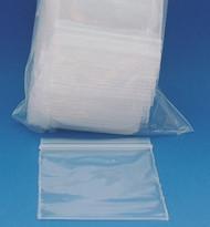 (100) Plastic Zip-Lock Bags - 2X2 Inch