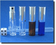 Glass Atomizers -- 1/6oz (5mL)
