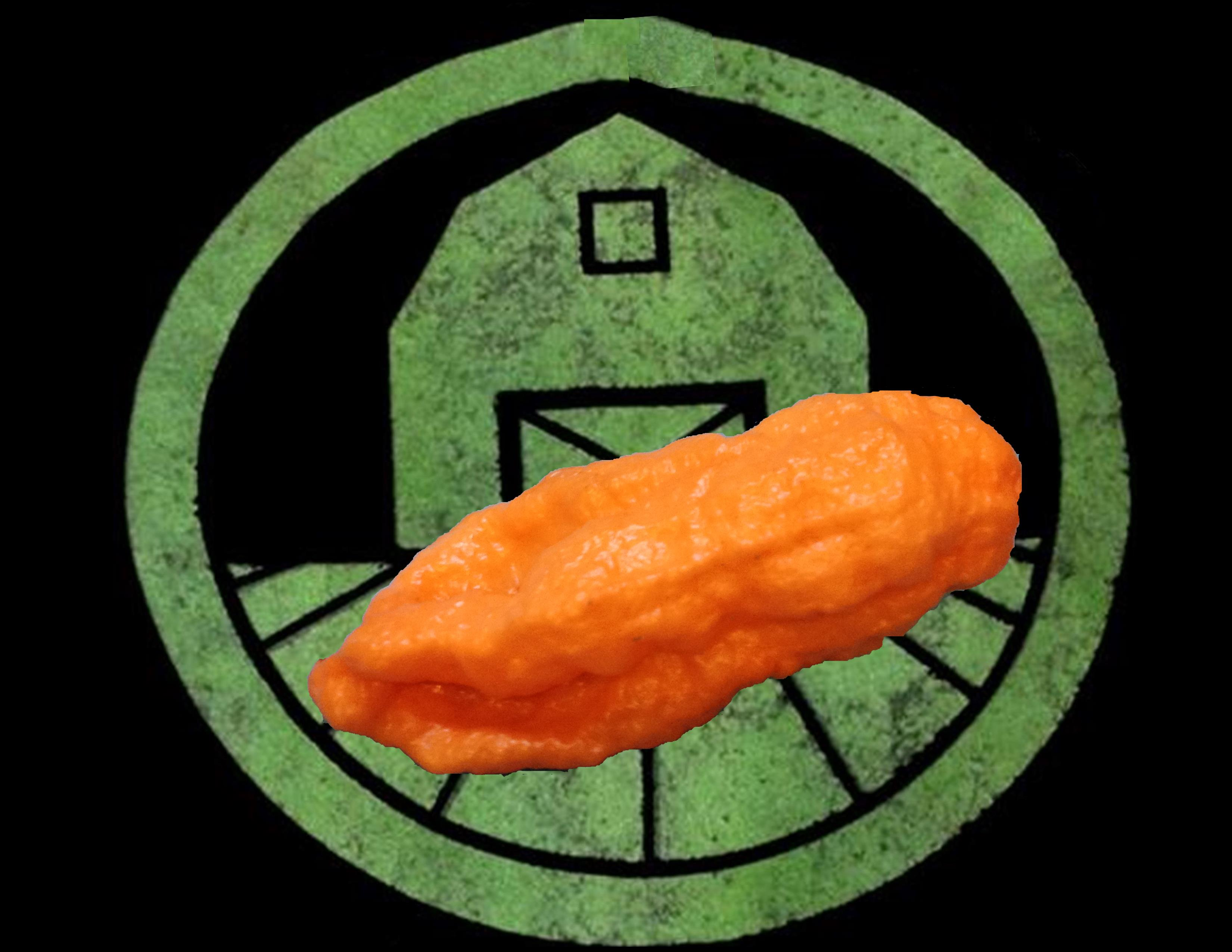 Peach Ghost Pepper (Bhut Jolokia) | Tyler Farms