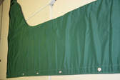Main Sail Cover 12 Foot F. Green