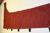 Main Sail Cover 10 Foot Burgundy