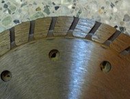 Economy. Sintered. Turbo Rim, Wide Segment. For angle grinders and skil saws.