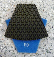Frankfurt Wedge shape. Wet/Dry Polishing pads.