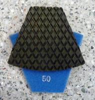 Frankfurt Wedge shape. Wet/Dry Polishing pads.