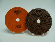 "5"" x 3mm Dry/Wet Polishing - XBL Pads"
