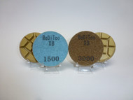 "3"" x 7/16"" (12mm) Dry Polishing - XB Pad"