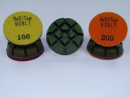 "3"" x 3/4"" UXBL-T (Wet Use Only) - Polishing Pad"