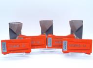 Orange Bond - Double Beveled